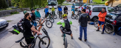 RIDING FOR A CAUSE: Nothing beats getting together and doing something great for the community